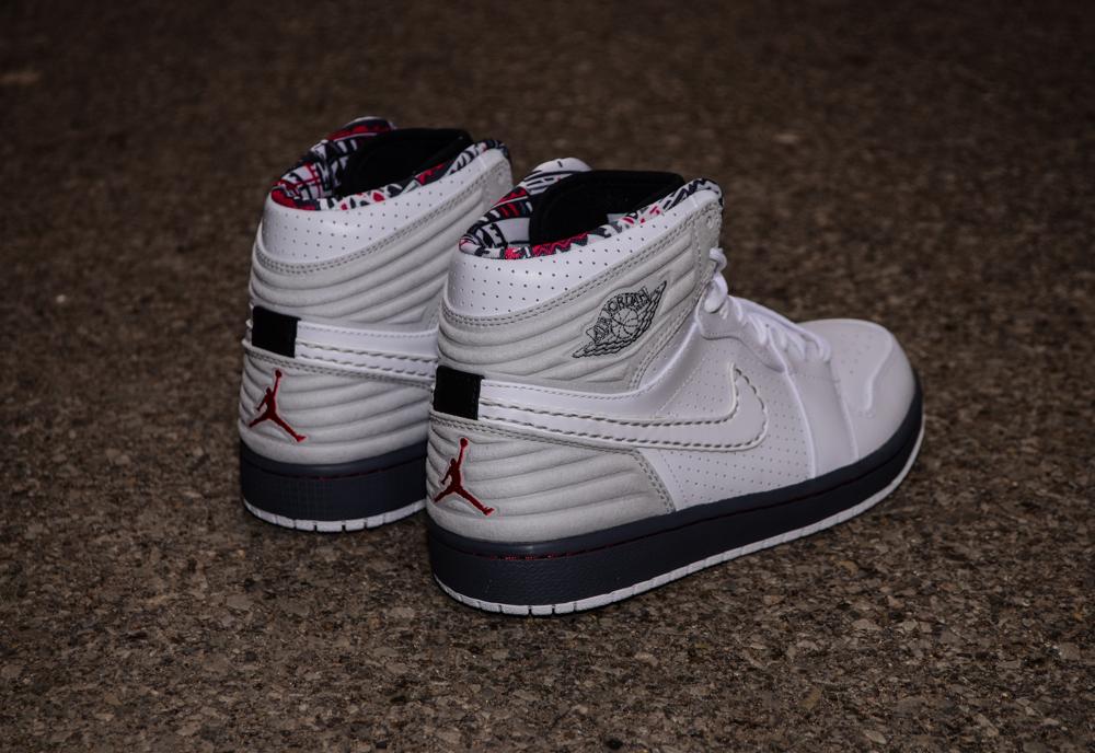"new style 00cce ece29 Air Jordan 1 Retro  93 ""Bugs Bunny"""